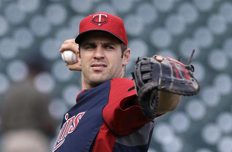 Twins shut down Mauer for rest of season