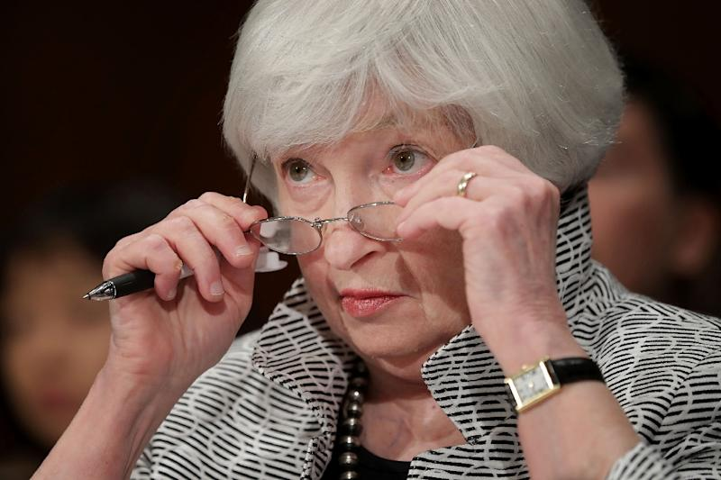 Fed chair Janet Yellen has the power to unfreeze cautious stock markets