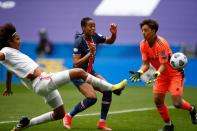Women's Champions League - Quarter Final Second Leg - Olympique Lyonnais v Paris St Germain