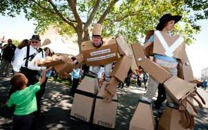 Maker Faire Bay Area 2013 Announces May 13-19 as Maker Week in San Mateo County
