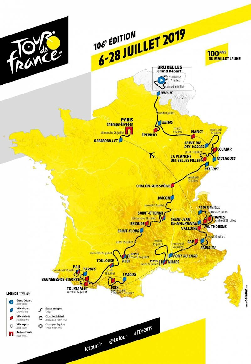 Tour de France 2019: 'Highest in history' will be decided in the Alps – but route risks deterring Tom Dumoulin