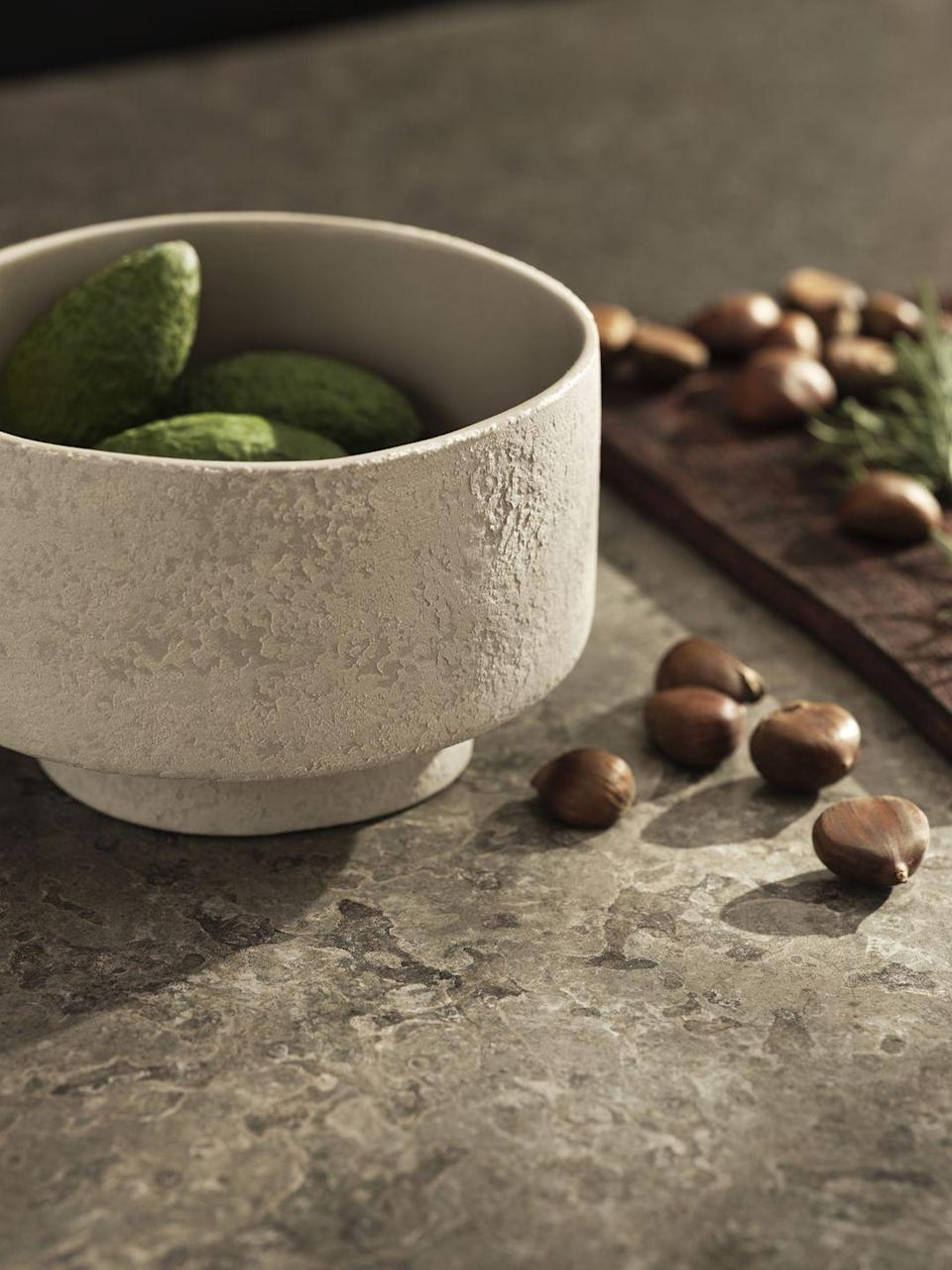 """<p>Style your summer table with beautifully crafted details, such as this versatile white bowl. Place on a table with fruits, or bring out at a BBQ with a delicious selection of treats. </p><p><a class=""""link rapid-noclick-resp"""" href=""""https://go.redirectingat.com?id=127X1599956&url=https%3A%2F%2Fwww2.hm.com%2Fen_gb%2Fhome.html&sref=https%3A%2F%2Fwww.housebeautiful.com%2Fuk%2Flifestyle%2Fshopping%2Fg36671419%2Fhandm-home-love-of-craft-collection-artisans%2F"""" rel=""""nofollow noopener"""" target=""""_blank"""" data-ylk=""""slk:COMING SOON"""">COMING SOON</a></p><p><strong>Like this article? <a href=""""https://hearst.emsecure.net/optiext/cr.aspx?ID=DR9UY9ko5HvLAHeexA2ngSL3t49WvQXSjQZAAXe9gg0Rhtz8pxOWix3TXd_WRbE3fnbQEBkC%2BEWZDx"""" rel=""""nofollow noopener"""" target=""""_blank"""" data-ylk=""""slk:Sign up to our newsletter"""" class=""""link rapid-noclick-resp"""">Sign up to our newsletter</a> to get more articles like this delivered straight to your inbox.</strong></p><p><a class=""""link rapid-noclick-resp"""" href=""""https://hearst.emsecure.net/optiext/cr.aspx?ID=DR9UY9ko5HvLAHeexA2ngSL3t49WvQXSjQZAAXe9gg0Rhtz8pxOWix3TXd_WRbE3fnbQEBkC%2BEWZDx"""" rel=""""nofollow noopener"""" target=""""_blank"""" data-ylk=""""slk:SIGN UP"""">SIGN UP</a></p><p>Love what you're reading? Enjoy <a href=""""https://go.redirectingat.com?id=127X1599956&url=https%3A%2F%2Fwww.hearstmagazines.co.uk%2Fhb%2Fhouse-beautiful-magazine-subscription-website&sref=https%3A%2F%2Fwww.housebeautiful.com%2Fuk%2Flifestyle%2Fshopping%2Fg36671419%2Fhandm-home-love-of-craft-collection-artisans%2F"""" rel=""""nofollow noopener"""" target=""""_blank"""" data-ylk=""""slk:House Beautiful magazine"""" class=""""link rapid-noclick-resp"""">House Beautiful magazine</a> delivered straight to your door every month with Free UK delivery. Buy direct from the publisher for the lowest price and never miss an issue!</p>"""