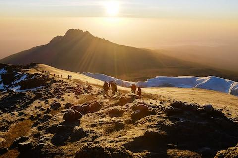Kilimanjaro – the highest mountain in Africa - Credit: meny.arigur - Fotolia