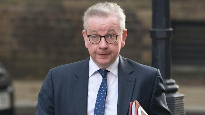 Gove heads to Brussels after last talks ended in legal threat and acrimony