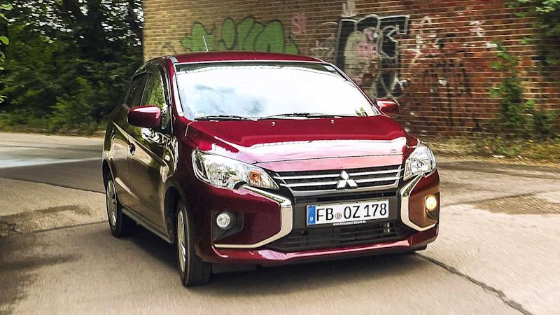Mitsubishi Space Star im Test