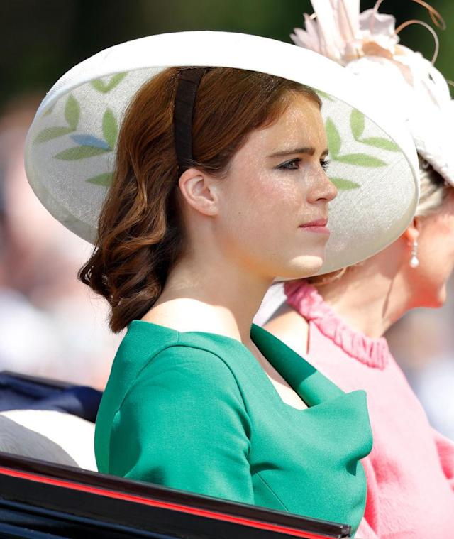 Princess Eugenie (Photo: Getty Images)