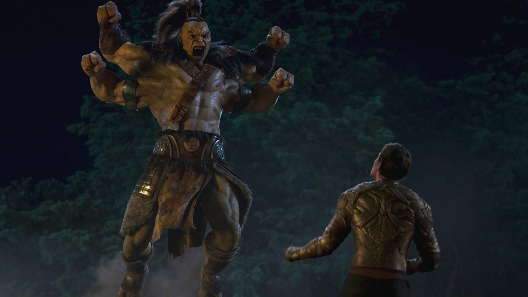 news.yahoo.com: Fatality meets diversity: How 'Mortal Kombat' mixes 'buckets of blood' with a more authentically diverse cast