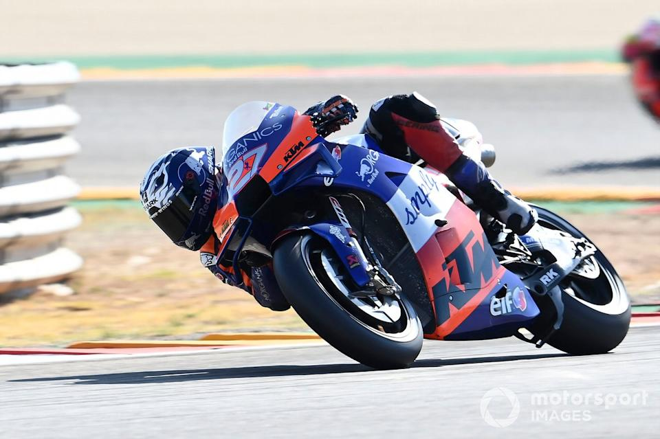"""P11 Iker Lecuona, Red Bull KTM Tech 3<span class=""""copyright"""">Gold and Goose / Motorsport Images</span>"""