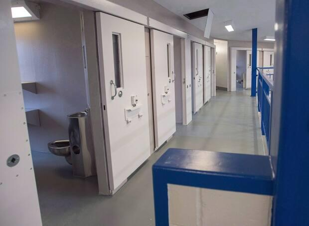 Cells are seen during a media tour of renovations at the Central Nova Scotia Correctional Facility in Halifax on May 15. (Andrew Vaughan/Canadian Press - image credit)