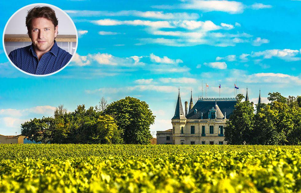 "<p>One of our favourite celebrity chefs, James Martin first trained in Bordeaux and is returning in March 2021 to join Prima readers on the ultimate food and wine tour of the picturesque French region. There'll be a dinner cooked by James and a demonstration, plus you can ask him questions and learn about the local wines with TV expert Susy Atkins.</p><p><strong>8 days from £2,249 per person in March 2021</strong></p><p><a class=""body-btn-link"" href=""https://www.primaholidays.co.uk/tours/bordeaux-james-martin-river-cruise-saint-emilion-wine-gourmet-tour-uniworld"" target=""_blank"">FIND OUT MORE</a></p>"