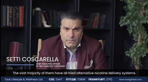 Taat CEO Setti Coscarella in the Company's latest informational video statement, which can be viewed by clicking the thumbnail above or clicking here.