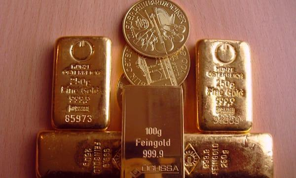 Investing in gold, gold bars, gold bullion and gold coins