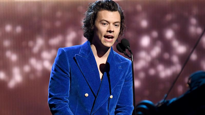 Harry Styles Opens Up About Channeling Sadness for His New Album in Rolling Stone Cover
