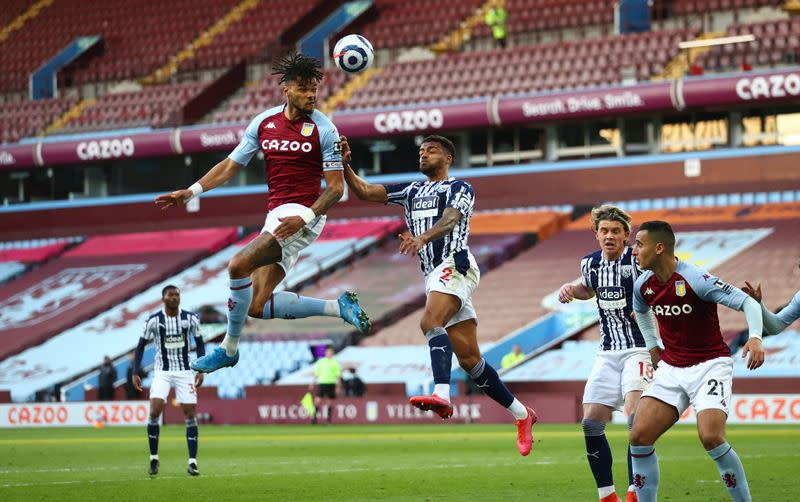 Soccer Football - Premier League - Aston Villa v West Bromwich Albion