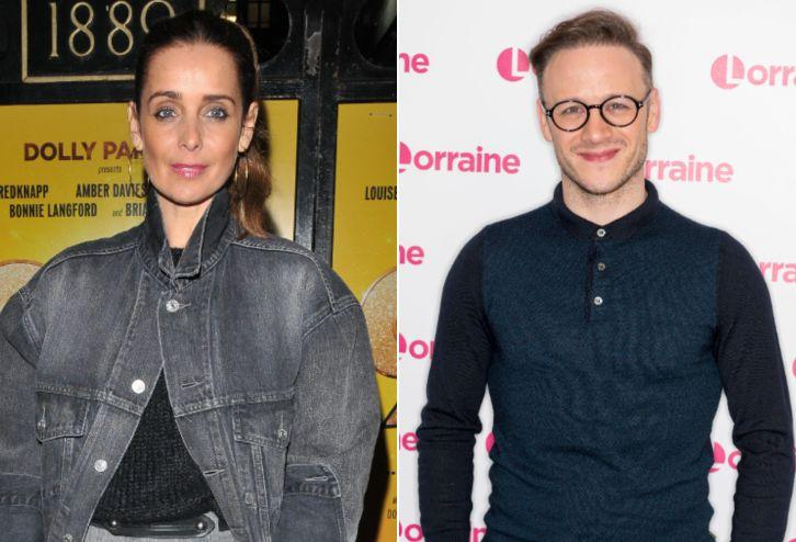 Louise Redknapp and Kevin Clifton (Photo: Can Nguyen/Shutterstock/Ken McKay/ITV)