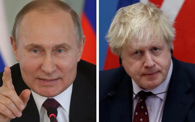 """A Russian spokesman claimed that the UK was using the Salisbury attackas part of a """"black PR"""" campaign"""