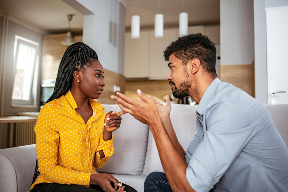 An obsession with being right is often a desire to be heard, said therapist Jess Davis. (Photo: ljubaphoto via Getty Images)