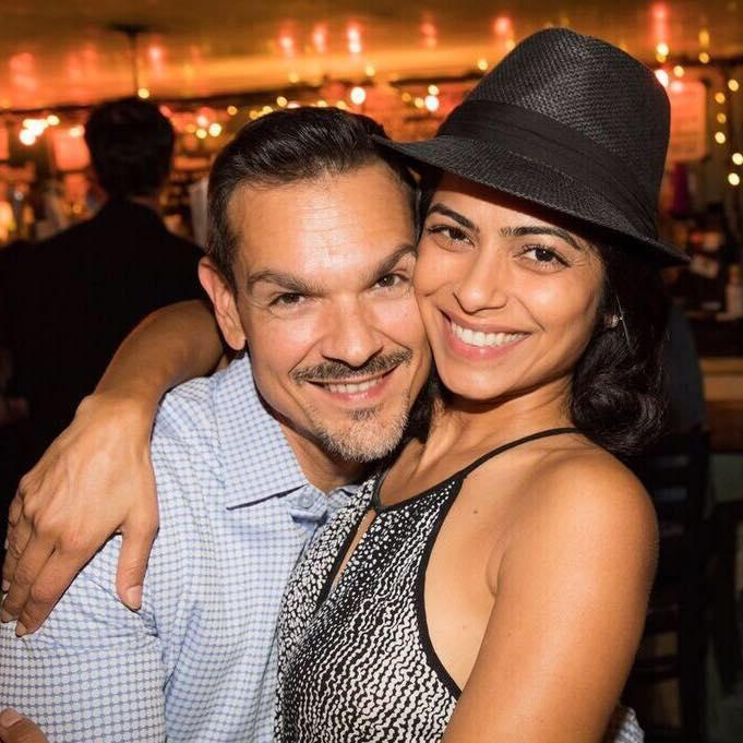 <p>After her divorce with Alexx, Shweta found love in Ken. Ken is a New York-based lawyer, whom she when she was visiting the city to meet her brother. They didn't take too long to recognize the amazing chemistry they shared and took the plunge. The two have an adorable daughter together. </p>
