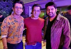 Only Bhai can do this: Salman Khan brings Kapil Sharma and Sunil Grover together