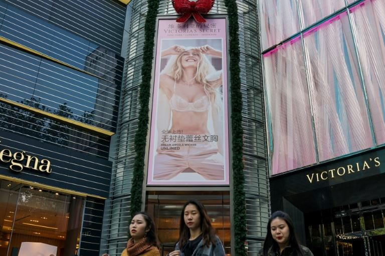 "Lingerie brand Victoria's Secret holds its annual fashion show in Shanghai on Monday -- its first, self-described ""sexiest show on earth"" outside the US or Europe"