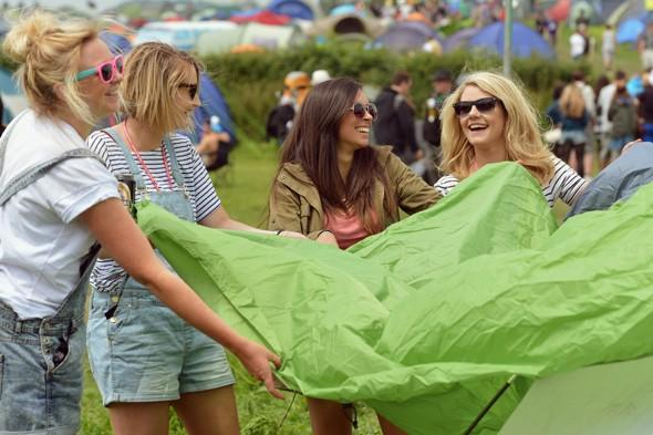 Goodbye rain! Britain set for hot and sunny weekend - and July to be warm!
