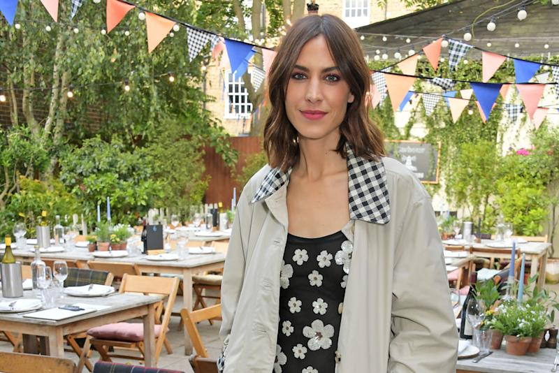 Alexa Chung has opened up about her endometriosis diagnosis [Photo: Getty]