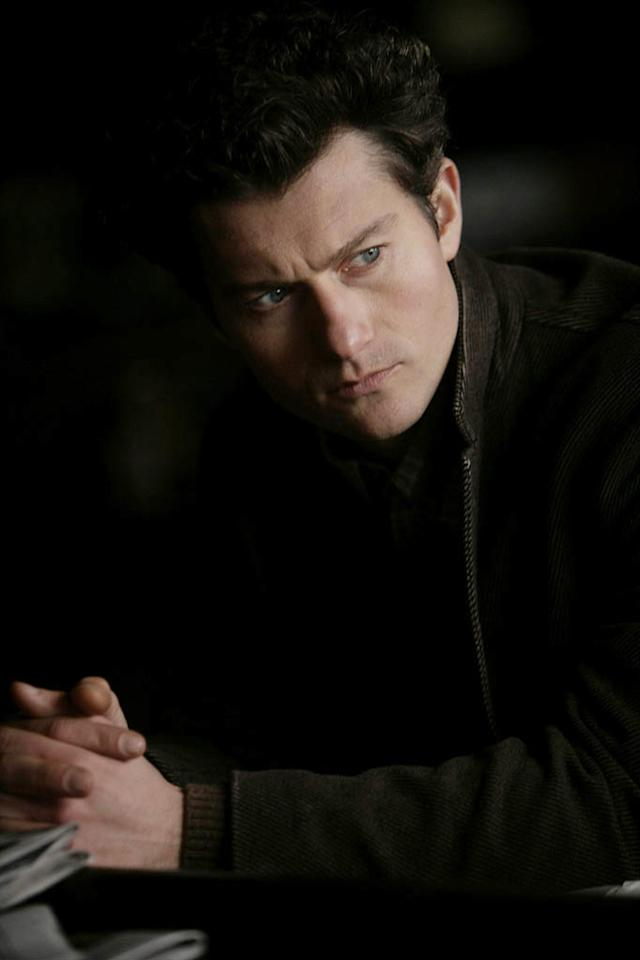 """James Badge Dale stars as Will Travers in """"Rubicon."""""""