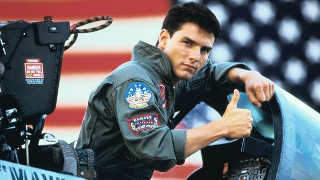 Tom Cruise in <em>Top Gun</em>. (Photo: Paramount)