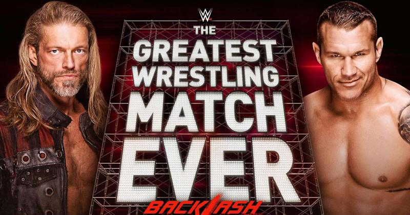 WWE Backlash 2020 results: Randy Orton tops Edge in 'Greatest Wrestling Match Ever' showdown