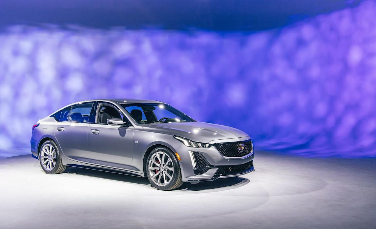 "<p>Sure, Cadillac snuffed out its ATS and CTS sedans recently, but it's not throwing in the towel on sedans quite yet. Enter the single replacement for those two cars, <a href=""https://www.caranddriver.com/news/a26839759/cadillac-ct5-sedan-confirmed-2020/"" target=""_blank"">the rear-wheel-drive CT5</a>. Whereas the ATS was arguably too small for the Audi A4, BMW 3-series, and Infiniti Q50 class and the CTS was slightly too large, the CT5 is sized to directly take on the entry-luxury-sedan establishment.</p>"
