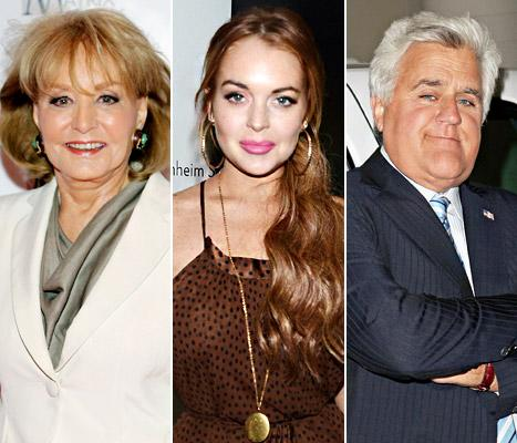 """""""Disappointed"""" Barbara Walters on Lindsay Lohan's 20/20 Cancelation: """"I Could Have Helped Her"""""""