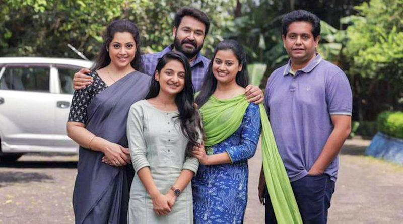 Drishyam 2: Mohanlal Reunites With His Reel Family After 6 Years! (View Pic)