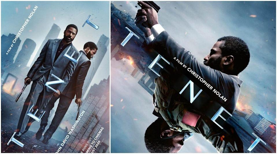 Tenet Full Movie Download