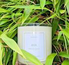 """<p>There's nothing better than a home that smells good. If you're in need of some home fragrance, check out <strong><a href=""""https://www.ayaaromas.co.uk/"""" rel=""""nofollow noopener"""" target=""""_blank"""" data-ylk=""""slk:Aya Aromas"""" class=""""link rapid-noclick-resp"""">Aya Aromas</a></strong>, who sell eco-friendly, luxury soy wax candles. </p><p>Committed to promoting self love, every candle purchased comes with a self affirmation card reminding customers of the importance of self love. Not sure which scent to choose? Their <a href=""""https://www.ayaaromas.co.uk/product-page/tropical-haven"""" rel=""""nofollow noopener"""" target=""""_blank"""" data-ylk=""""slk:Tropical Haven candle"""" class=""""link rapid-noclick-resp"""">Tropical Haven candle</a> is a best-seller!</p><p><a href=""""https://www.instagram.com/p/CCYPyPhpY39/"""" rel=""""nofollow noopener"""" target=""""_blank"""" data-ylk=""""slk:See the original post on Instagram"""" class=""""link rapid-noclick-resp"""">See the original post on Instagram</a></p>"""