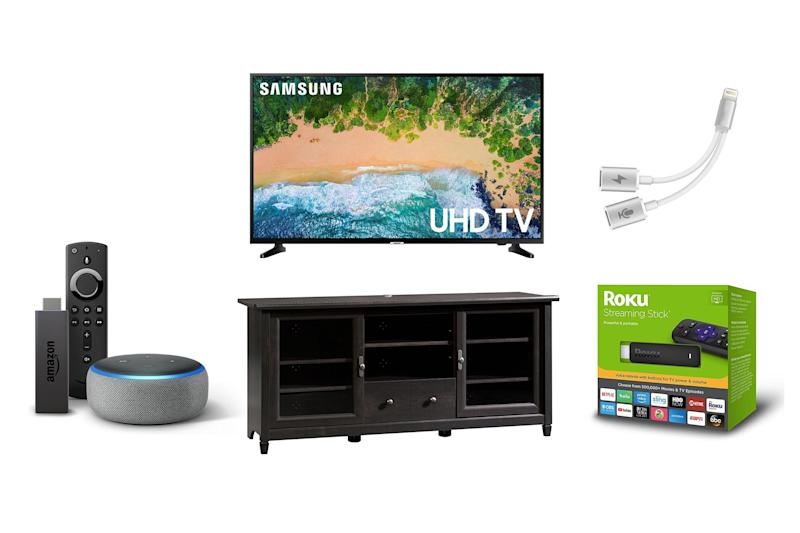 The best Memorial Day 2019 sales on TVs and entertainment essentials