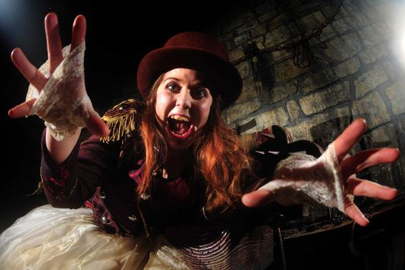 win family tickets to the york dungeon