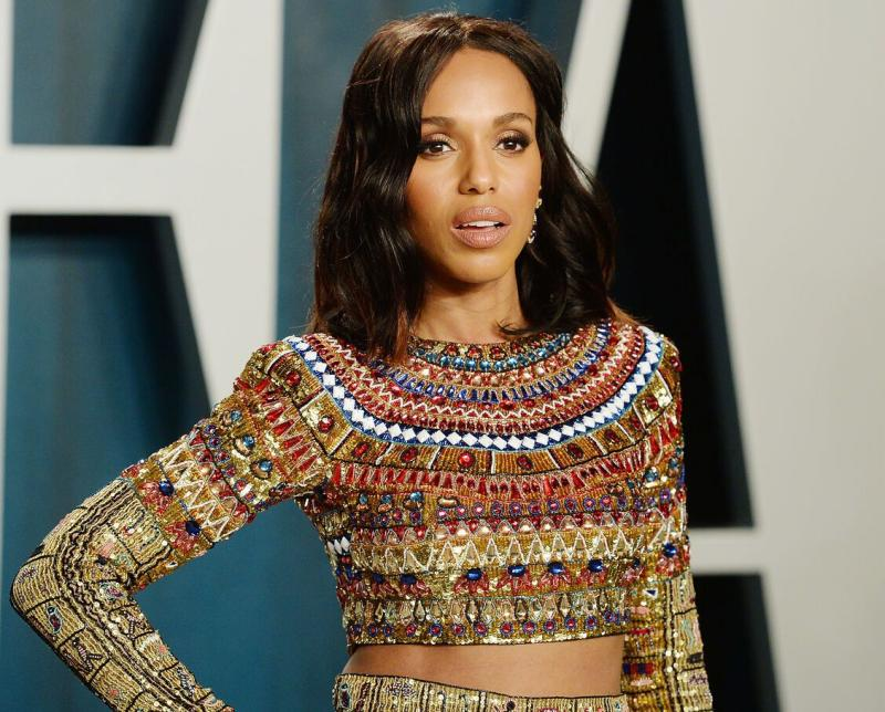 Scandal : Kerry Washington piège ses fans avec un simple tweet
