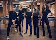 """<p><strong>When was it on? </strong><em>Project Runway </em>first aired on Bravo for the first five seasons beginning in 2004, followed by Lifetime for the next eleven seasons (as well as seven seasons of <em>Project Runway: All-Stars)</em>. It returned to Bravo for the seventeenth season in 2019 and has aired two new seasons since.</p><p><strong>What's it about?</strong> Aspiring fashion designers compete for a chance to break into the fashion industry compete in various weekly design challenges. </p><p><strong>What's the best season to watch as a beginner? </strong>Seasons 2, 4, and 12. Take your pick. </p><p><strong>Where can I watch it?</strong> Seasons eight to sixteen are available for purchase on Amazon.</p><p><a class=""""link rapid-noclick-resp"""" href=""""https://www.amazon.com/gp/video/detail/B077J51R89/ref=atv_dl_rdr?tag=syn-yahoo-20&ascsubtag=%5Bartid%7C10063.g.34945598%5Bsrc%7Cyahoo-us"""" rel=""""nofollow noopener"""" target=""""_blank"""" data-ylk=""""slk:watch now"""">watch now</a></p>"""