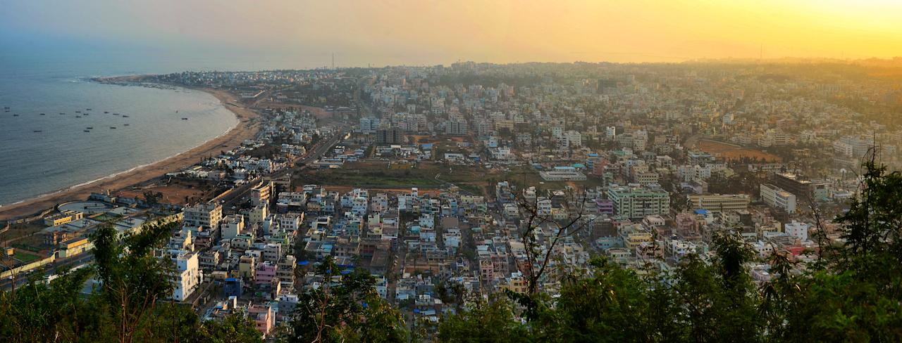 <p>Rank 9. Vishakhapatnam, GDP estimate is Rs 2.79 lakh crore. </p>