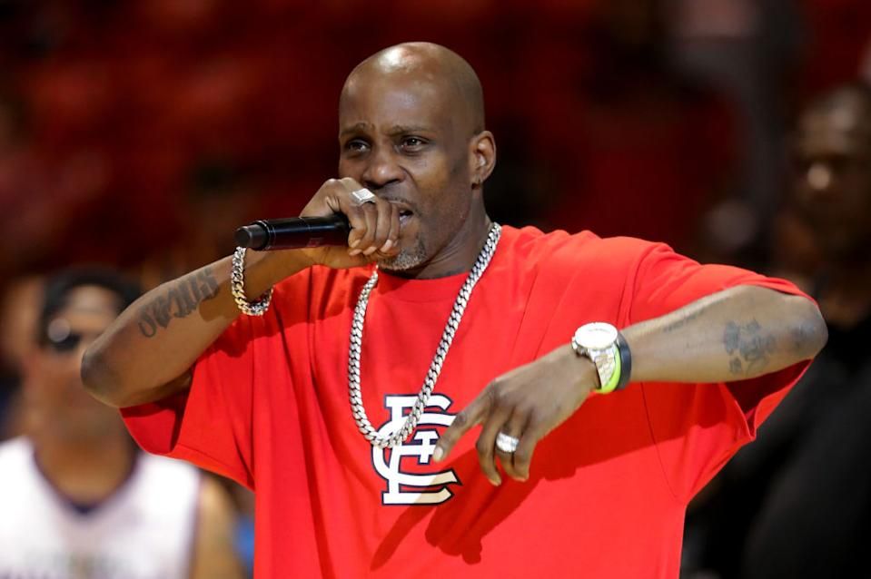 DMX died April 9. (Photo: Streeter Lecka/BIG3/Getty Images)