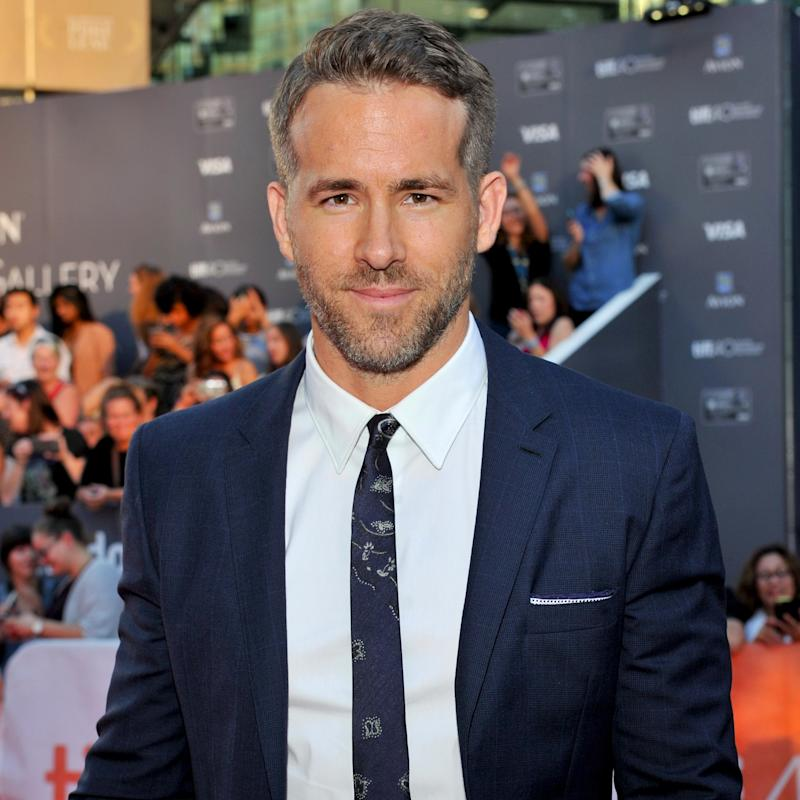 Ryan Reynolds Reacts the Way Most Adults Would to This Fan's Butt Tattoo