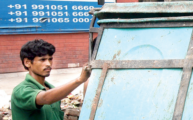 BJP's first focus after MCD victory; sanitation workers