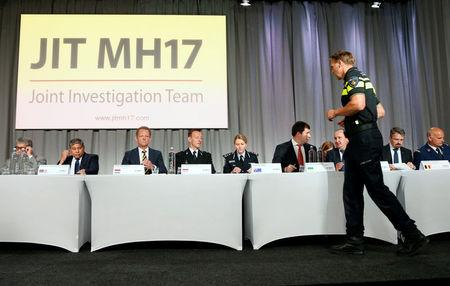 MH17 disaster: the European Union urged Russian Federation to take responsibility