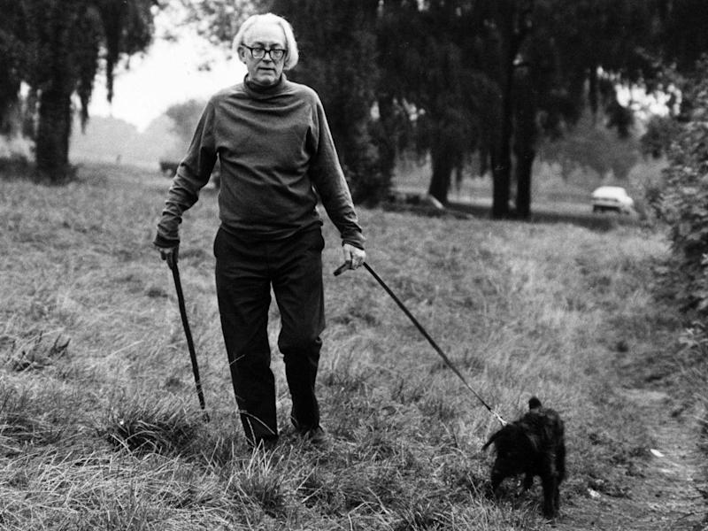 Michael Foot's critics called him a 'useful idiot' but journalists at The Tribune said he had done nothing more sinister than help fund their end-of-year party (Getty Images)