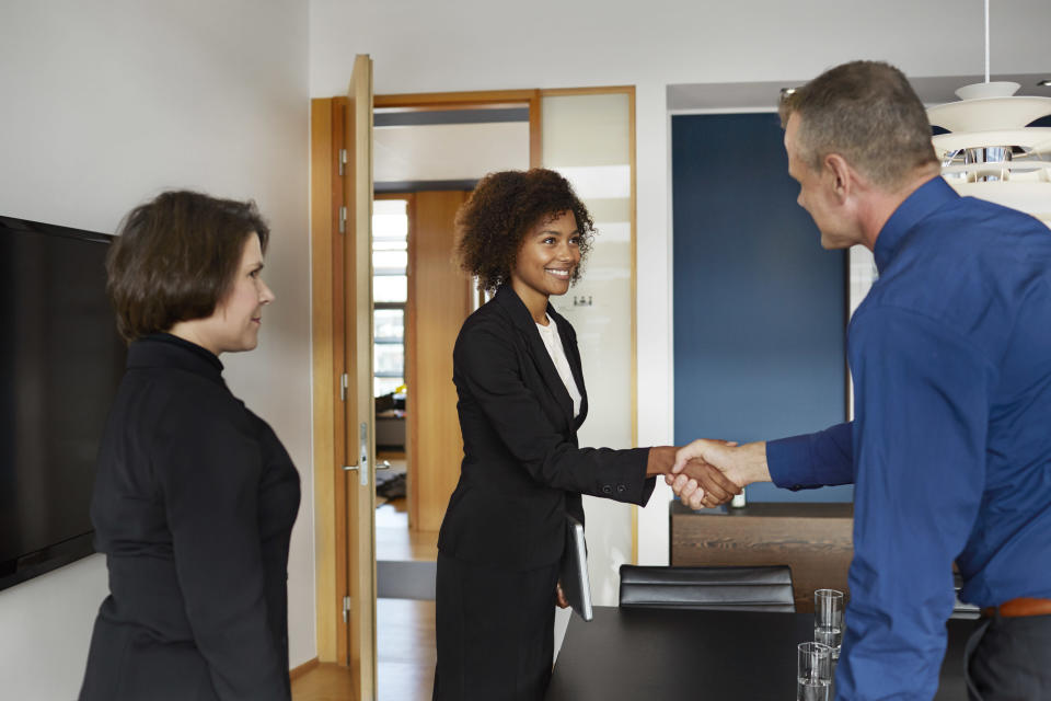 After you've heard an offer is the best time to start the negotiation.