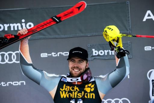 Norway's Aleksander Aamodt Kilde moves top of the overall World Cup standings