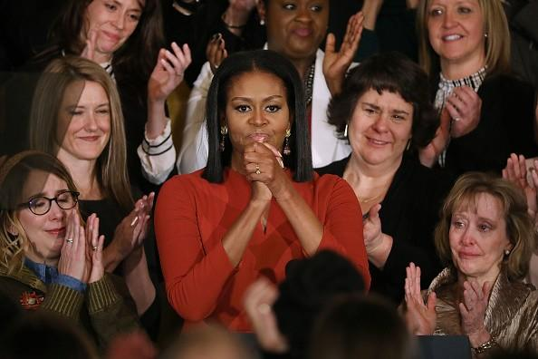 Michelle Obamas emotional farewell speech: I hope Ive made you proud