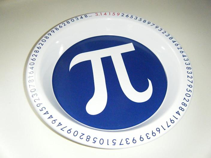 "<span class=""caption"">This ""pi plate"" shows some of the progress toward finding all the digits of pi.</span> <span class=""attribution""><a class=""link rapid-noclick-resp"" href=""https://upload.wikimedia.org/wikipedia/commons/d/d2/Pi_plate.jpg"" rel=""nofollow noopener"" target=""_blank"" data-ylk=""slk:Piledhigheranddeeper"">Piledhigheranddeeper</a>, <a class=""link rapid-noclick-resp"" href=""http://creativecommons.org/licenses/by-sa/4.0/"" rel=""nofollow noopener"" target=""_blank"" data-ylk=""slk:CC BY-SA"">CC BY-SA</a></span>"