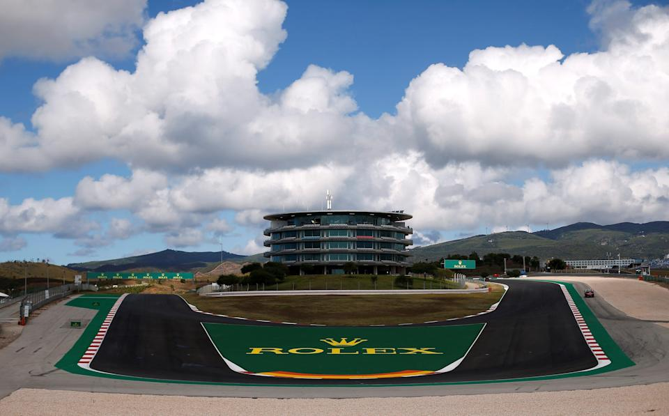 The Algarve International Circuit will pose an unfamiliar challenge to the entire F1 grid this weekend (Reuters)