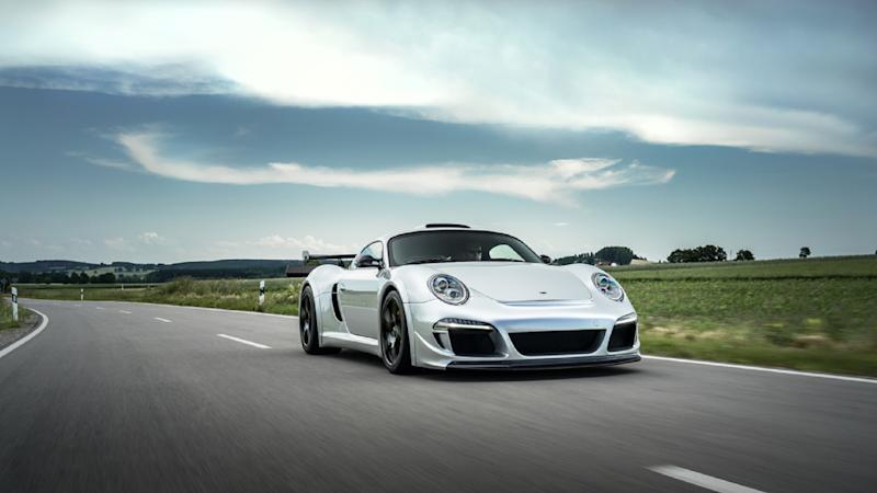 Ruf Is Building A New Supercar, And Its Not Based On A Porsche